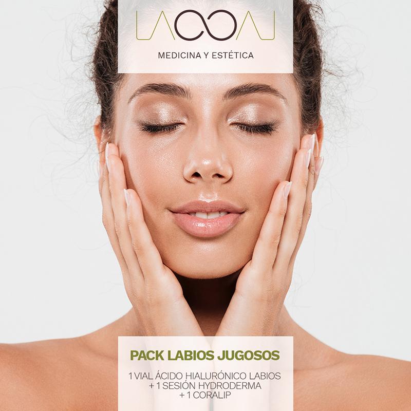 Este setiembre, promoción pack labios carnosos en Laooal